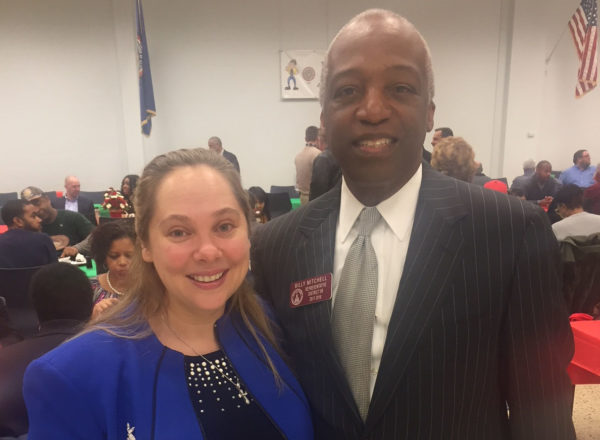 Sarah is proud to have the endorsement of State Rep. Billy Mitchell.